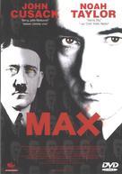 Max - Finnish DVD movie cover (xs thumbnail)