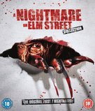 A Nightmare On Elm Street 3: Dream Warriors - British Blu-Ray cover (xs thumbnail)