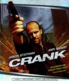 Crank - Blu-Ray movie cover (xs thumbnail)