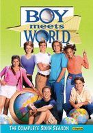 """Boy Meets World"" - DVD cover (xs thumbnail)"