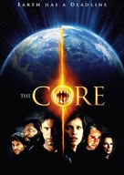 The Core - DVD movie cover (xs thumbnail)