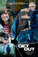 Get Out - Australian Movie Poster (xs thumbnail)