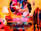 Katy Perry: Part of Me - British Movie Poster (xs thumbnail)