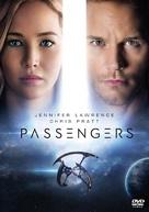 Passengers - Swedish DVD movie cover (xs thumbnail)