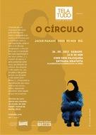 Dayereh - Brazilian Movie Poster (xs thumbnail)