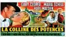 The Hanging Tree - Belgian Movie Poster (xs thumbnail)