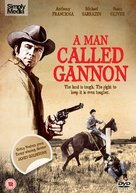 A Man Called Gannon - British DVD movie cover (xs thumbnail)