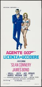 Dr. No - Italian Movie Poster (xs thumbnail)