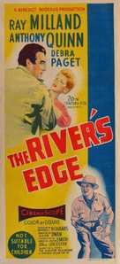 The River's Edge - Australian Movie Poster (xs thumbnail)