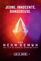 The Neon Demon - French Movie Poster (xs thumbnail)