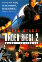 Under Siege 2: Dark Territory - DVD cover (xs thumbnail)