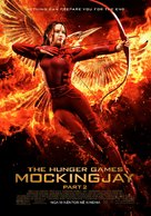The Hunger Games: Mockingjay - Part 2 - Bosnian Movie Poster (xs thumbnail)