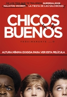 Good Boys - Spanish Movie Poster (xs thumbnail)