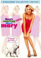 There's Something About Mary - DVD cover (xs thumbnail)