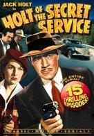 Holt of the Secret Service - DVD cover (xs thumbnail)