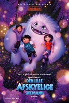 Abominable - Danish Movie Poster (xs thumbnail)
