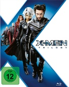X-Men - German Blu-Ray movie cover (xs thumbnail)