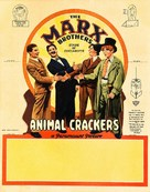 Animal Crackers - Movie Poster (xs thumbnail)