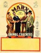 Animal Crackers - poster (xs thumbnail)
