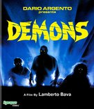 Demoni - Blu-Ray cover (xs thumbnail)