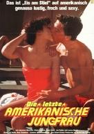 The Last American Virgin - German Movie Poster (xs thumbnail)