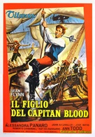El hijo del capitán Blood - Italian Movie Poster (xs thumbnail)