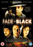 Fade to Black - British Movie Cover (xs thumbnail)