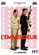L'emmerdeur - French DVD cover (xs thumbnail)