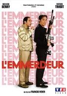 L'emmerdeur - French DVD movie cover (xs thumbnail)