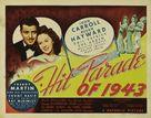 Hit Parade of 1943 - Movie Poster (xs thumbnail)