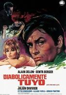 Diaboliquement vôtre - Spanish Movie Poster (xs thumbnail)
