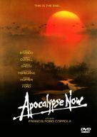 Apocalypse Now - DVD movie cover (xs thumbnail)