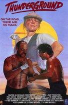 Thunderground - Movie Poster (xs thumbnail)