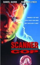 Scanner Cop - British VHS cover (xs thumbnail)