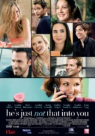 He's Just Not That Into You - Dutch Movie Poster (xs thumbnail)