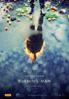 Burning Man - Australian Movie Poster (xs thumbnail)
