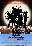 Clue - Spanish Movie Poster (xs thumbnail)