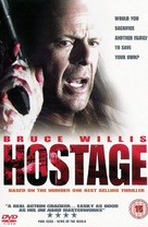 Hostage - British DVD cover (xs thumbnail)