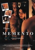 Memento - Italian Movie Poster (xs thumbnail)