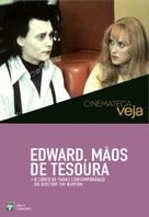 Edward Scissorhands - Brazilian Movie Cover (xs thumbnail)