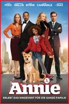 Annie - German Movie Poster (xs thumbnail)
