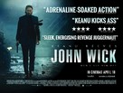 John Wick - British Movie Poster (xs thumbnail)
