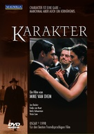 Karakter - German DVD cover (xs thumbnail)