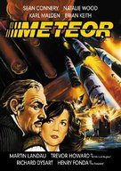 Meteor - DVD cover (xs thumbnail)