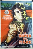 Tiger Bay - Spanish Movie Poster (xs thumbnail)