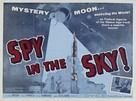 Spy in the Sky! - British Movie Poster (xs thumbnail)