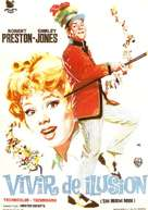 The Music Man - Spanish Movie Poster (xs thumbnail)