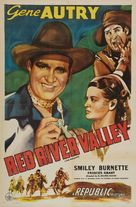 Red River Valley - Re-release poster (xs thumbnail)