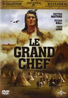 Chief Crazy Horse - French DVD cover (xs thumbnail)