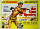 The Gun Runners - British Movie Poster (xs thumbnail)